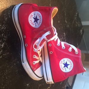 Converse Canvas High Top